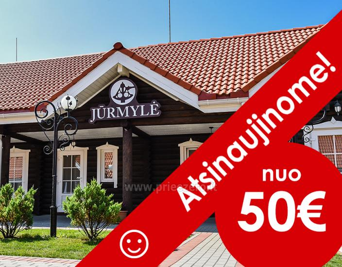 Holiday cottages, suites and apartments JŪRMYLĖ - 3