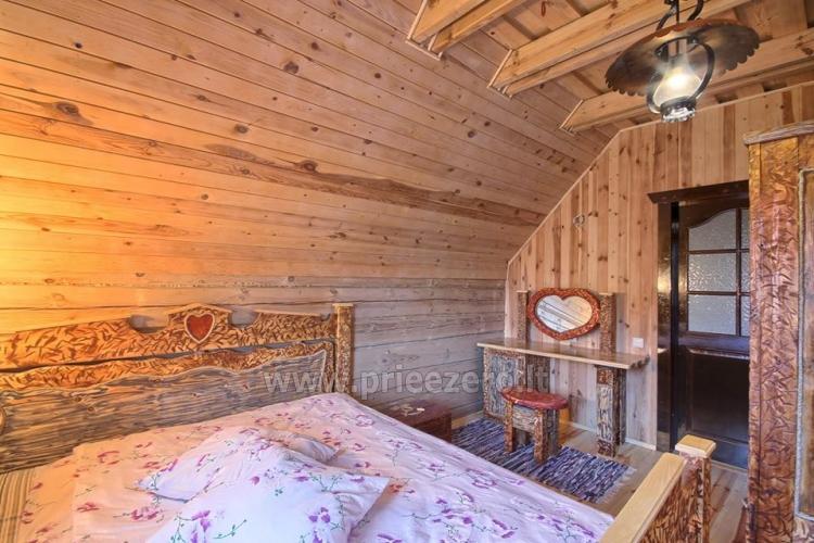 Homestead in Ignalina district near the lake Gervinė - 15