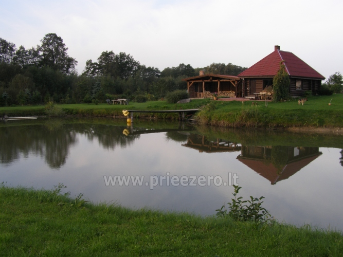 Homestead with bath for rent 10 km from Klaipeda - 6