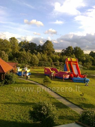 Homestead with bath for rent 10 km from Klaipeda - 17
