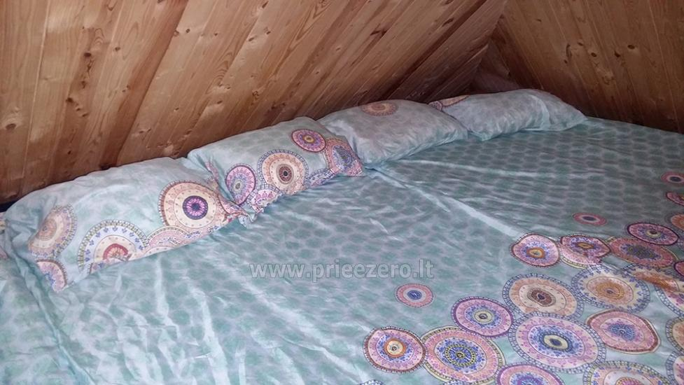 Homestead with bath for rent 10 km from Klaipeda - 13