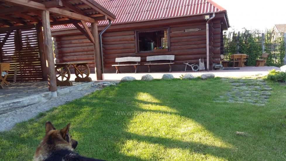 Homestead with bath for rent 10 km from Klaipeda - 4