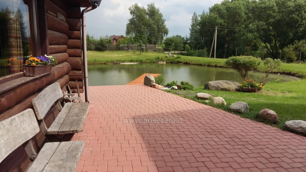 Homestead with bath for rent 10 km from Klaipeda - 2