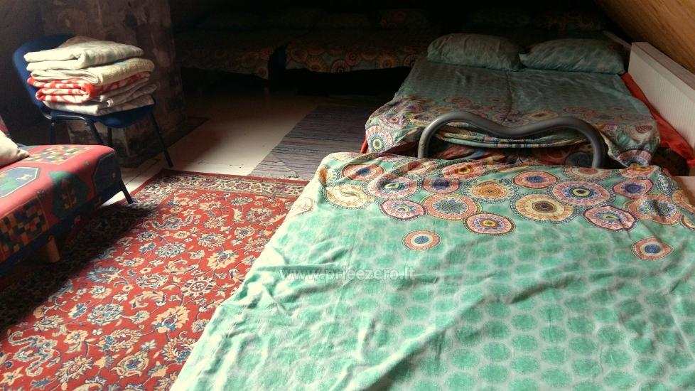 Homestead with bath for rent 10 km from Klaipeda - 14