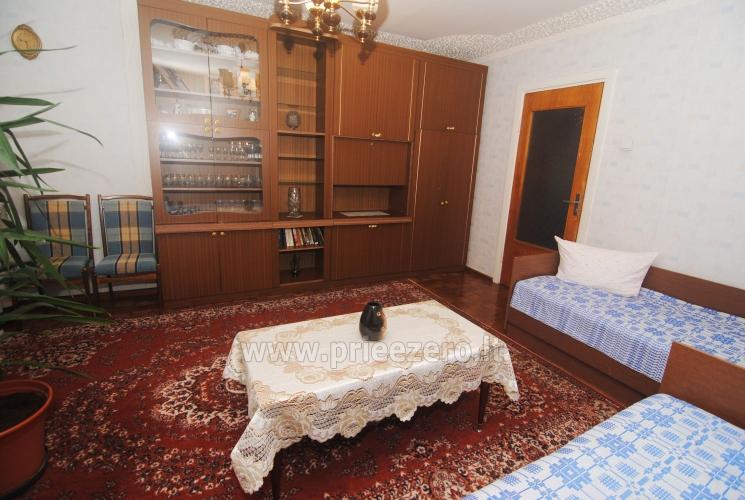 Сдается квартира в Друскининкай, на улице Druskininku - 3