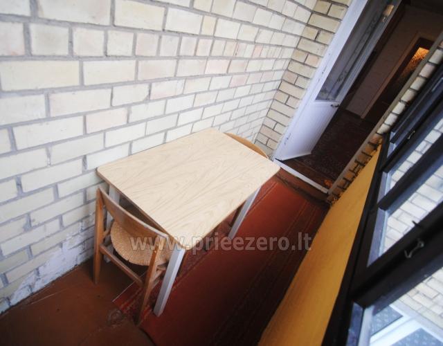 Сдается квартира в Друскининкай, на улице Druskininku - 11