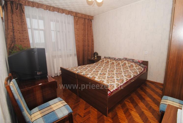 Сдается квартира в Друскининкай, на улице Druskininku - 4