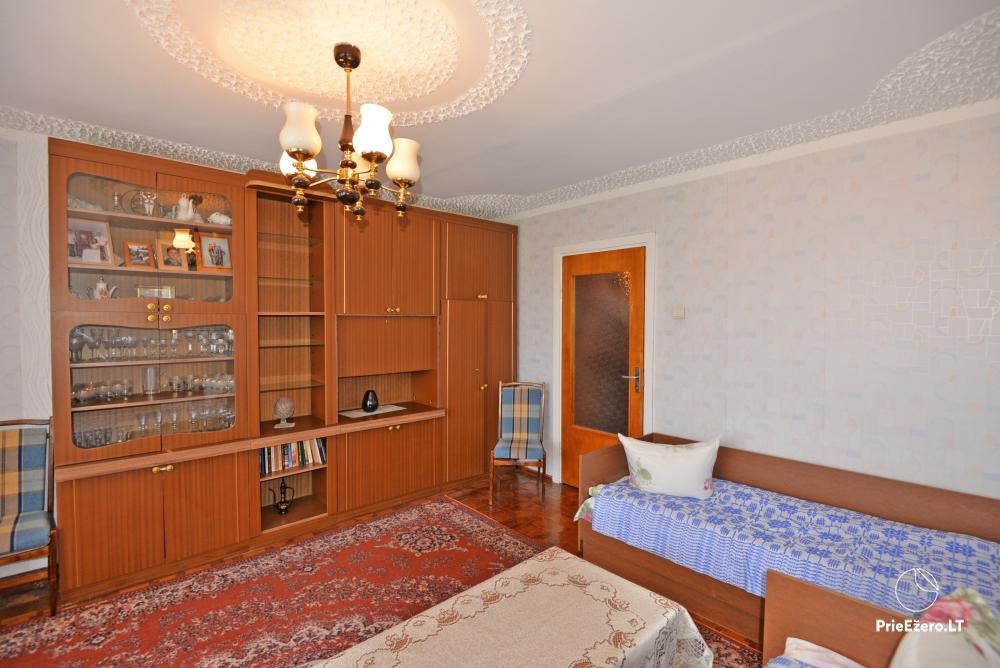 Flat for rent in Druskininkai, in Druskininku street - 8