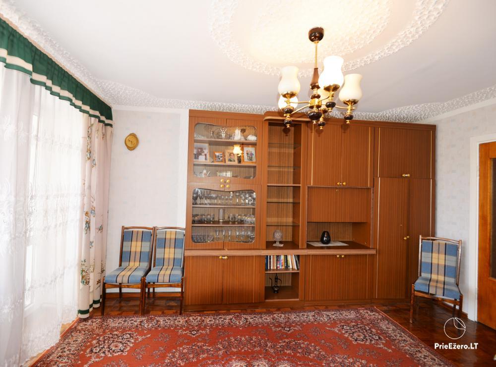 Flat for rent in Druskininkai, in Druskininku street - 10