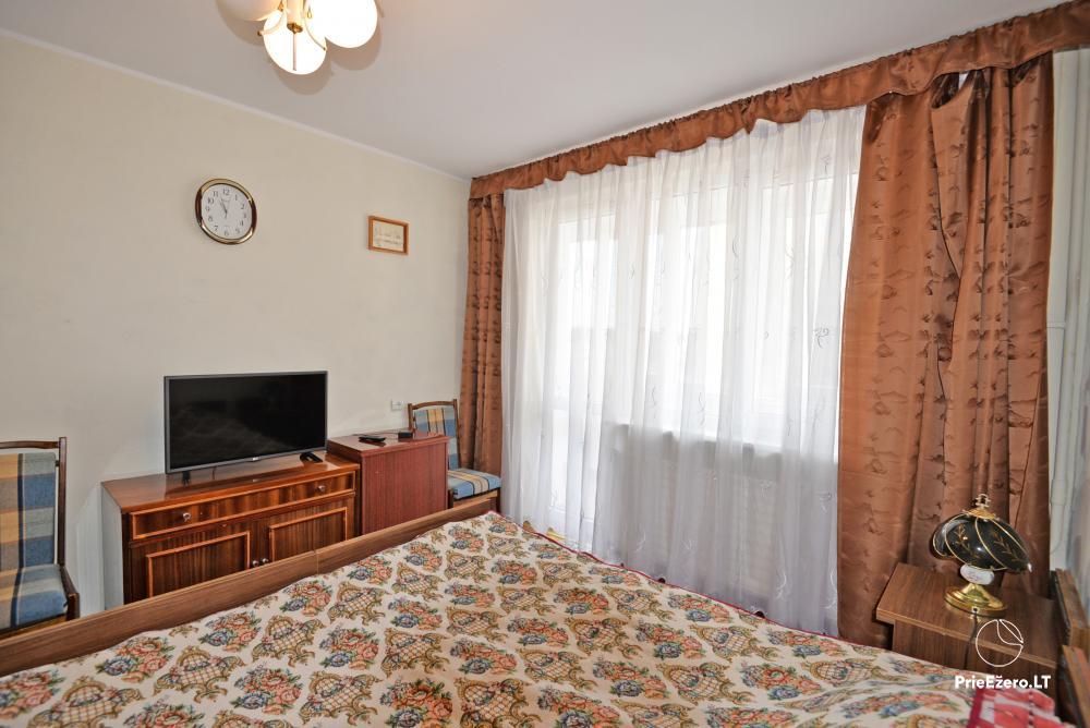 Flat for rent in Druskininkai, in Druskininku street - 4