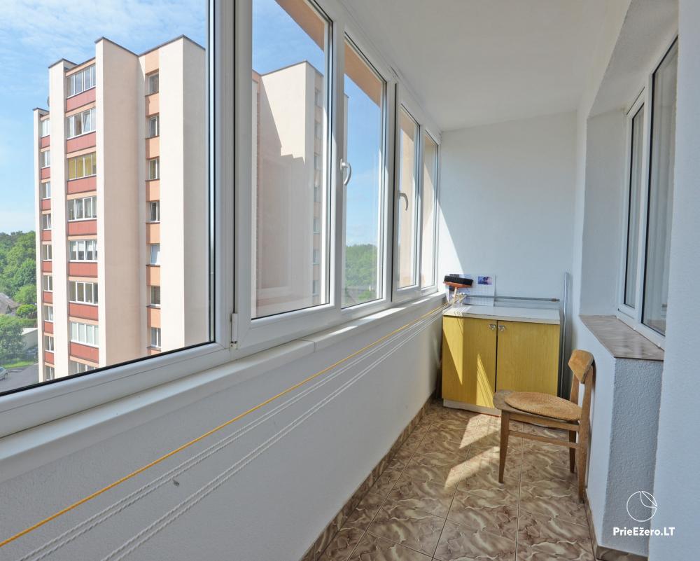 Flat for rent in Druskininkai, in Druskininku street - 1