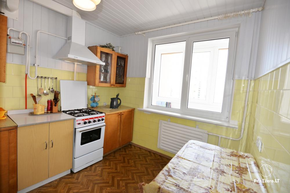 Flat for rent in Druskininkai, in Druskininku street - 11