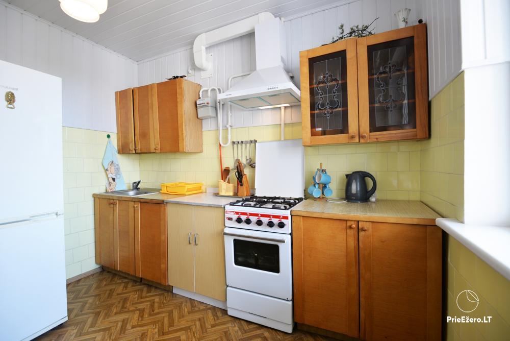 Flat for rent in Druskininkai, in Druskininku street - 12