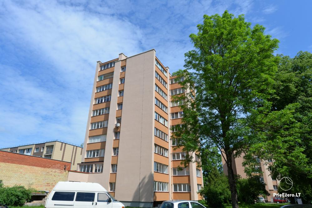 Flat for rent in Druskininkai, in Druskininku street - 14