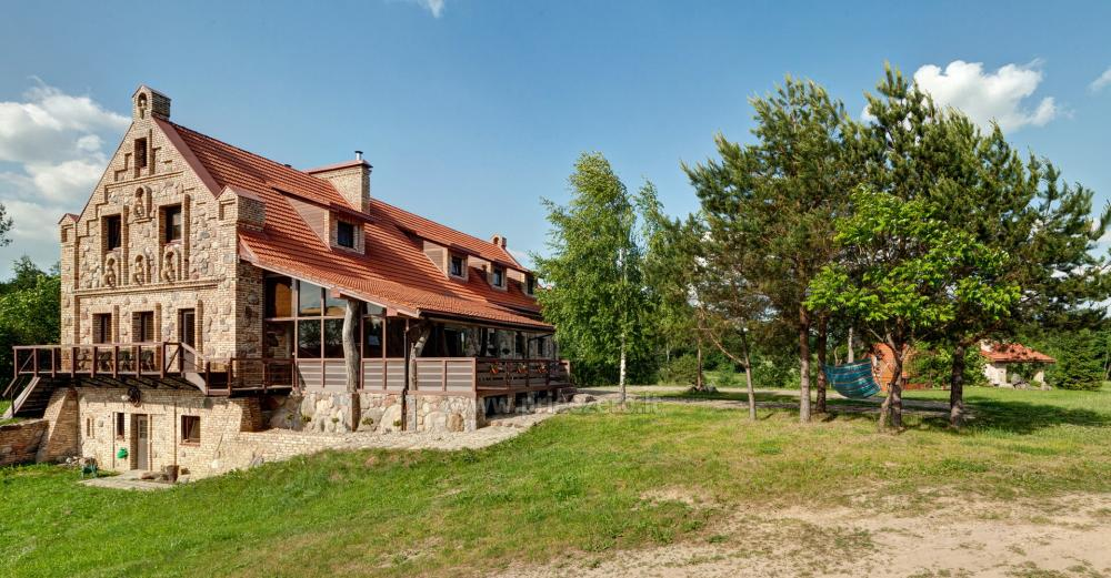 Homestead with bathhouse, hall for your recreation and events in Trakai district Vila Sveika - 2