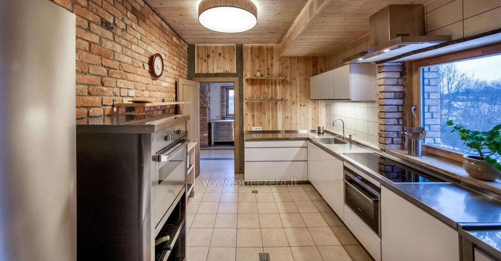Homestead with bathhouse, hall for your recreation and events in Trakai district Vila Sveika - 10