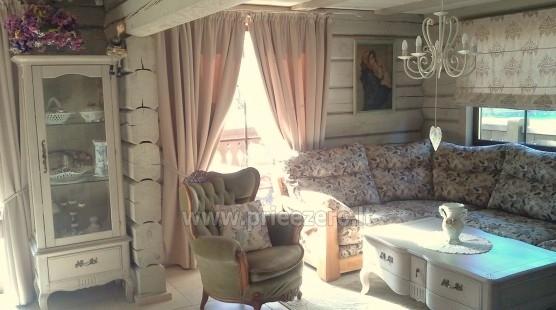 Rural tourism homestead Liepija: holiday cottages, hall, sauna, swimming pool - 17