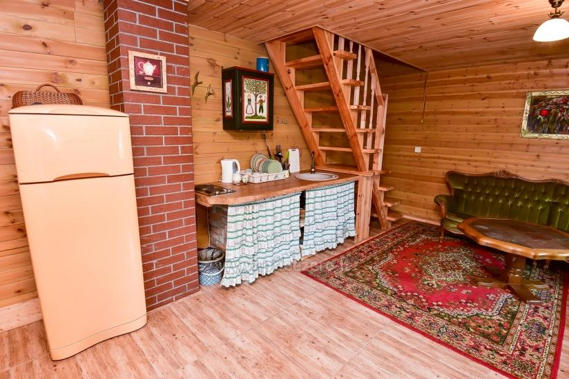 Rural tourism homestead Liepija: holiday cottages, hall, sauna, swimming pool - 27