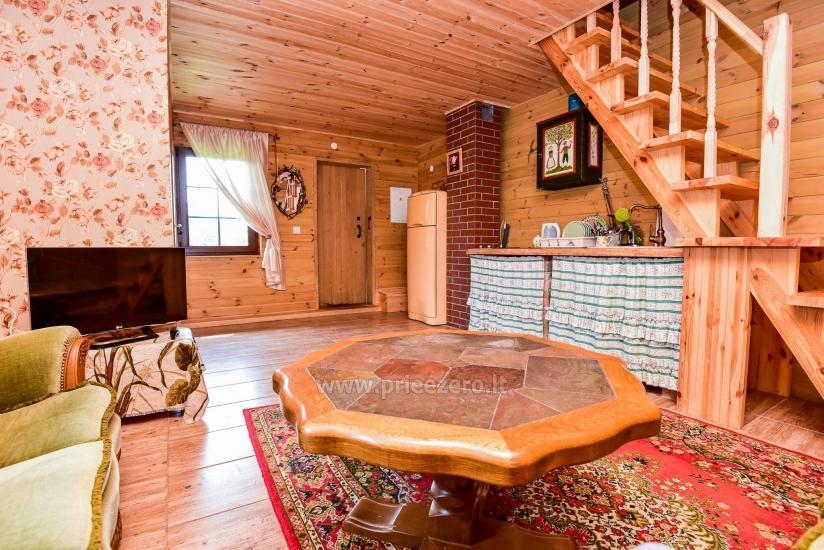 Rural tourism homestead Liepija: holiday cottages, hall, sauna, swimming pool - 28