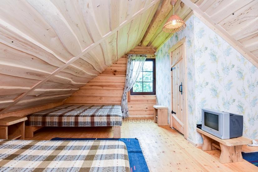 Rural tourism homestead Liepija: holiday cottages, hall, sauna, swimming pool - 42