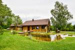 Rural tourism homestead Liepija: holiday cottages, hall, sauna, swimming pool - 3