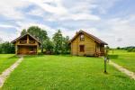 Rural tourism homestead Liepija: holiday cottages, hall, sauna, swimming pool - 4