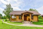Rural tourism homestead Liepija: holiday cottages, hall, sauna, swimming pool - 2