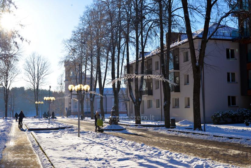 Perfect location - the very center of Druskininkai