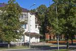 Lake view apartment in the very center of Druskininkai