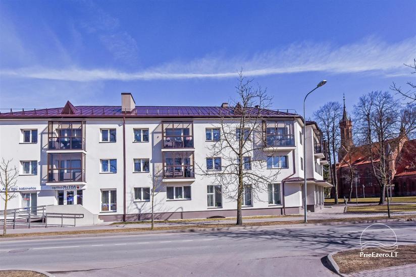 Lake view apartment in the very center of Druskininkai - 24