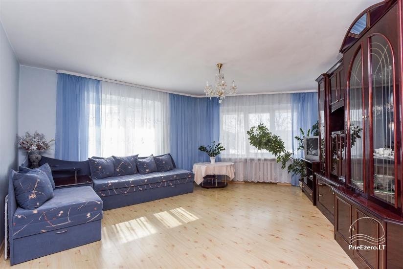 Lake view apartment in the very center of Druskininkai - 7