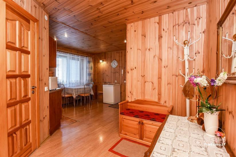 Lake view apartment in the very center of Druskininkai - 17