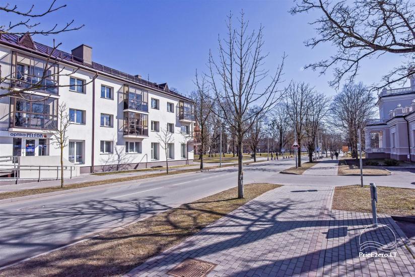 Lake view apartment in the very center of Druskininkai - 26