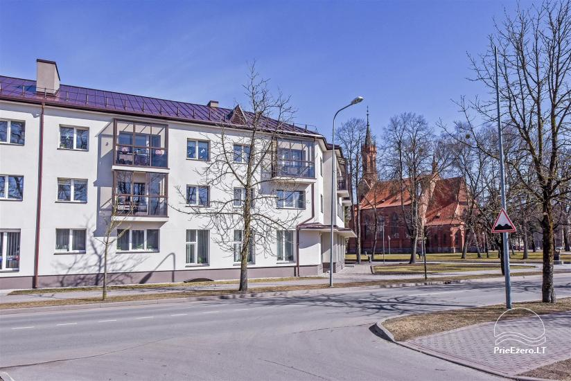 Lake view apartment in the very center of Druskininkai - 25