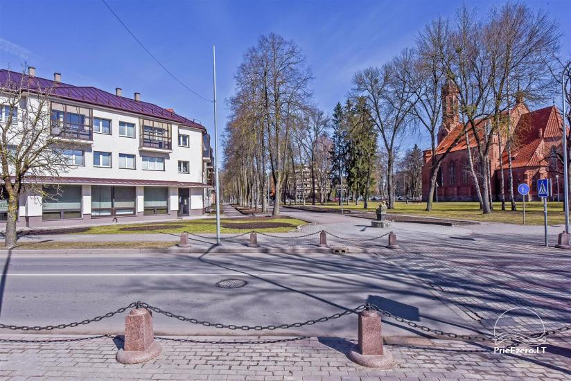 Lake view apartment in the very center of Druskininkai - 3