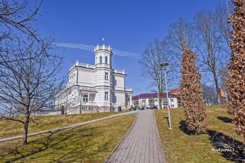Lake view apartment in the very center of Druskininkai - 27