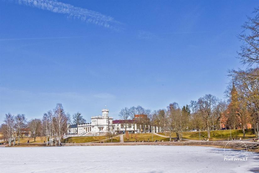 Lake view apartment in the very center of Druskininkai - 28