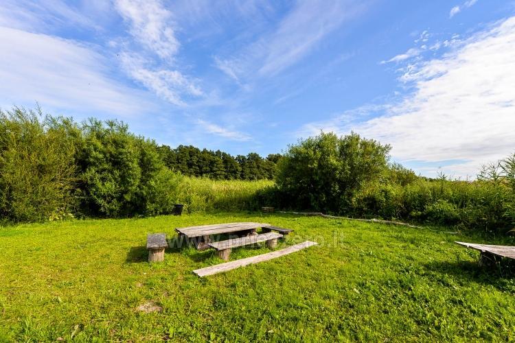 Farmstead in Vente Adeles sodyba - 45