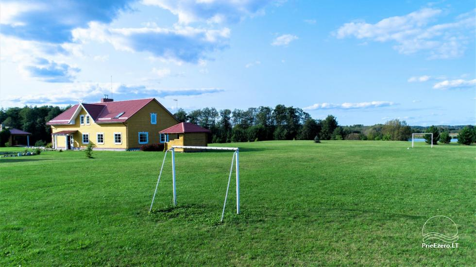 Homestead in Rokiskis region near the lake Sartai Sartakampis - 4