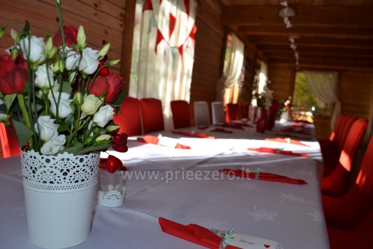 Усадьба сельского туризма Krakila - зал, баня, жилье для отдыха и праздника - 9