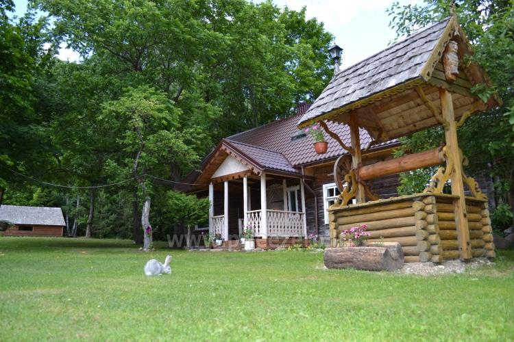 Countryside villa Krakila - bathhouse, banquet hall, accommodation - 3