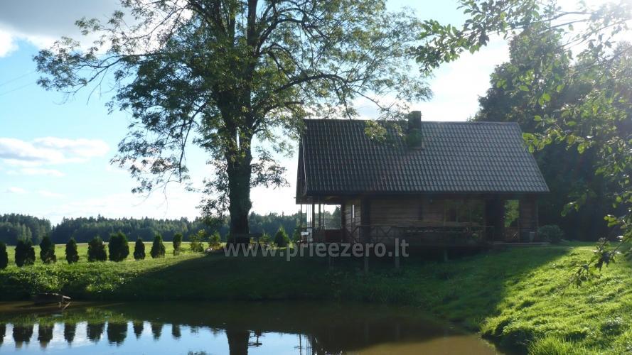 Усадьба сельского туризма Krakila - зал, баня, жилье для отдыха и праздника - 2