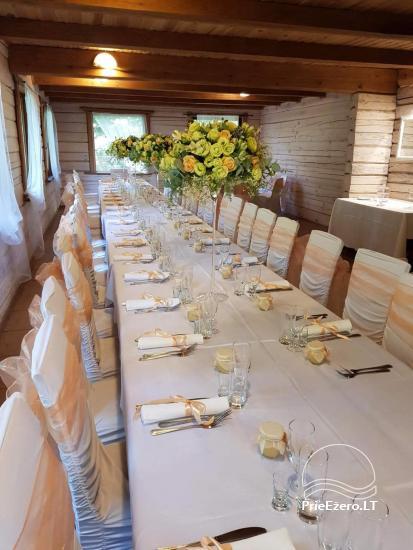 Countryside villa Krakila - bathhouse, banquet hall, accommodation - 6