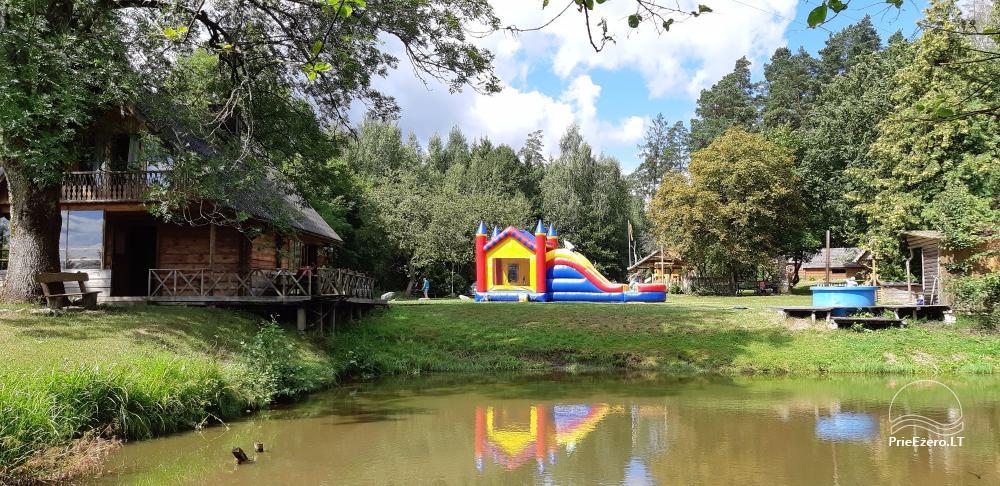 Countryside villa Krakila - bathhouse, banquet hall, accommodation - 9