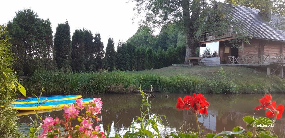 Усадьба сельского туризма Krakila - зал, баня, жилье для отдыха и праздника - 5