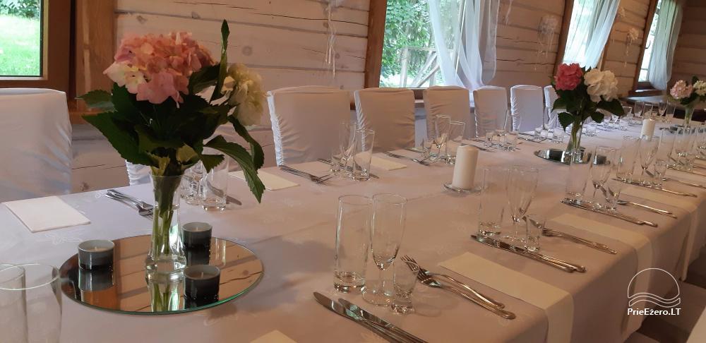 Countryside villa Krakila - bathhouse, banquet hall, accommodation - 20