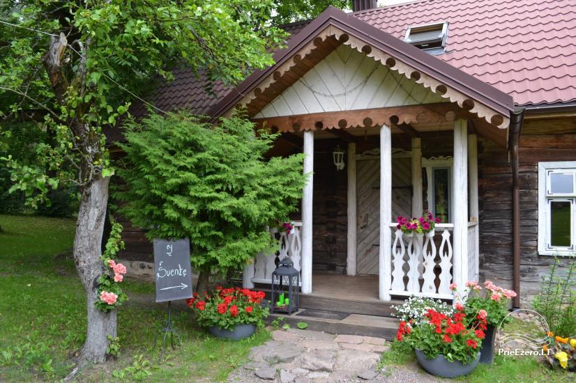 Усадьба сельского туризма Krakila - зал, баня, жилье для отдыха и праздника - 1