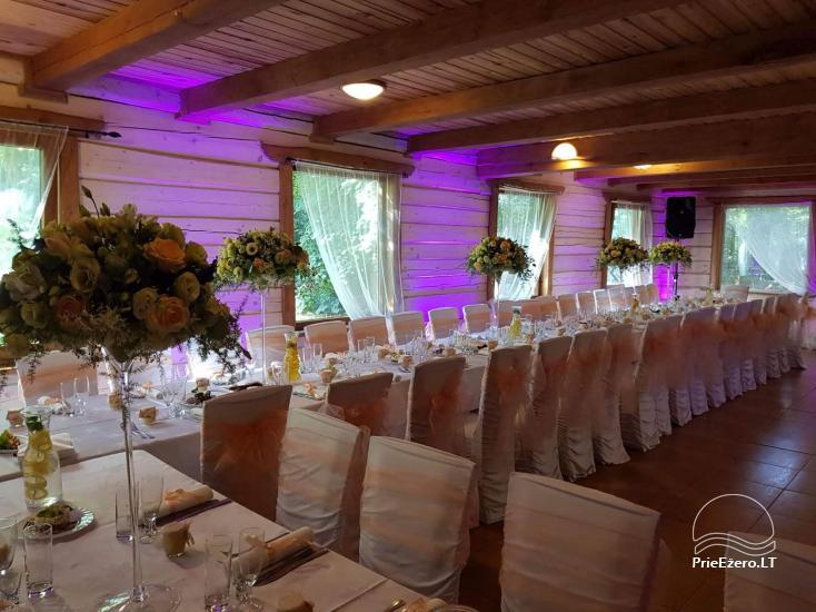 Countryside villa Krakila - bathhouse, banquet hall, accommodation - 7