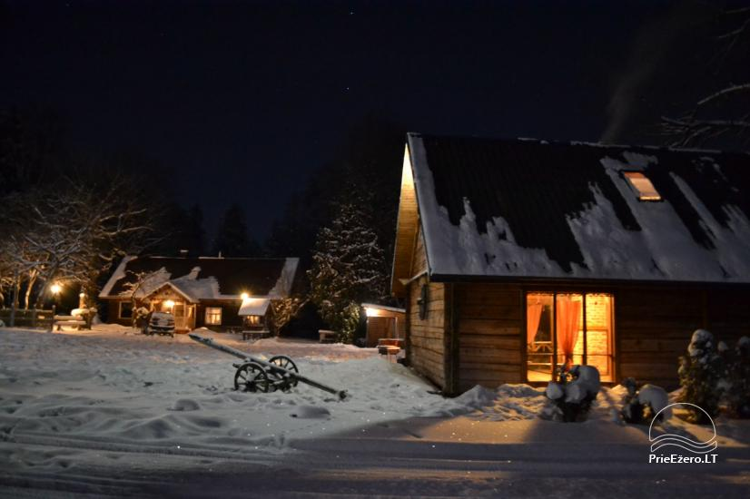 Countryside villa Krakila - bathhouse, banquet hall, accommodation - 24