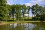 """Camping """"Tumosu dvaras"""" in Lazdijai area, near the lake"""